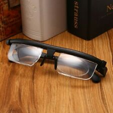 Adjustable Glasses Computer Reading Driving Unisex Variable Focus