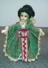 """21"""" Yoko Sam Patricia Loveless Japanese Porcelain Doll Numbered Sign Mark"""