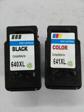 6 Canon Generic PG640XL CL641XL 640 641 XL Ink Pixma MX476 MX526 with INK LEVEL