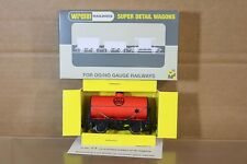 WRENN W5545 COLLECTORS CLUB BR ORANGE ICI 4 WHEEL TANKER WAGON MINT BOXED np