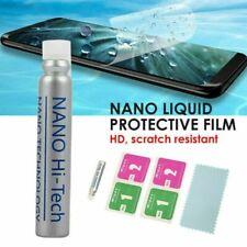 Hi-Tech NANO Liquid Universal Screen Protector - 3D Invisible Coating for Phones