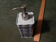 Country Living - Soap/Lotion Dispenser (Sears, Roebuck and Co.) *NEW* HTF Ltd.