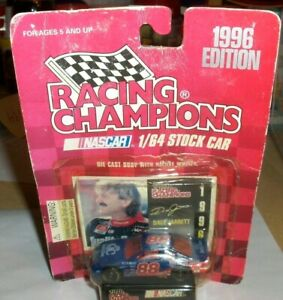 Dale Jarrett # 88`1:64 Scale Die Cast Racing Champions Car`New->Free To US