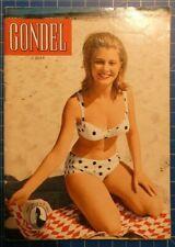 GONDEL Heft 182 1.Mai 1964 H8254