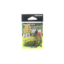 Worm 21 Diggin Hook Texas Rig Special Hooks Size 2/0 (4420) Decoy