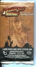 Indiana Jones Heritage Factory Sealed Hobby Packet / Pack