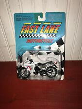 1991 Fast Lane TRU Exclusive EX500 Turbo Die Cast Motorcycle NIP!!