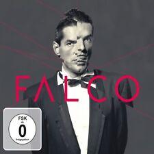 FALCO - FALCO 60 (DELUXE BOXSET)  2 CD+DVD NEW+