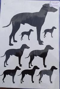 Manchester Terrier  stickers