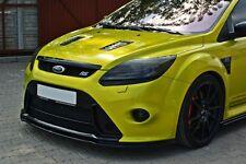 Cup Spoilerlippe Ford Focus MK2 RS 500 Lippe Spoiler Diffusor schwert ABS NEU