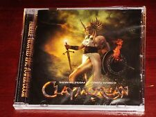 Claymorean: Sounds From A Dying World - Limited Edition CD 2017 Stormspell NEW
