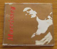 MORRISSEY Suedehead 1988 UK 3 TRACK CD SINGLE HMV CDPOP 1618