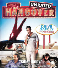 The Hangover ~ Bradley Cooper Ed Helms ~ Unrated Blu-ray ~ FREE Shipping USA