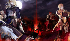 242 Fate Zero PLAYMAT CUSTOM PLAY MAT ANIME PLAYMAT FREE SHIPPING