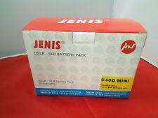 JENIS DSLR SLR BATTERY PACK ND40MINI COMPATIBLE CANON EOS 20D/30D/40D