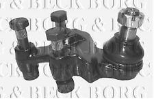 BBJ5500 BORG & BECK BALL JOINT LOWER L/R fits Kia Sorento 02/03- 14mm holes
