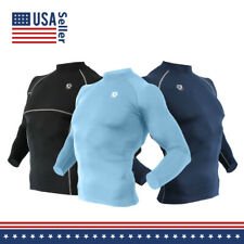 Men Compression Base Layer Workout, Running, Gym, Fitness, Yoga, Sports Clothes