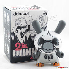 Kidrobot Dunny 2010 DED by Pon - 2tone series vinyl figure with original box