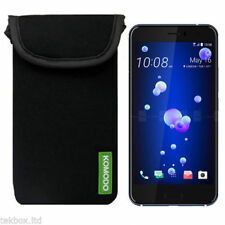 Komodo HTC U11 Neoprene Mobile Phone Pouch Pocket Cover Case Protection Sock ///