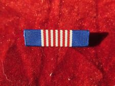WW 2 US Army Soldiers medal ribbon bar pin back