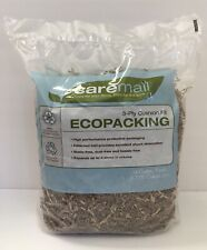 Caremail EcoPacking 3-Ply Cushion Fill Protective Packaging Filler, 0.31 Cubic