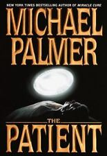 THE PATIENT Michael Palmer 1st Edition 2000 Medical Mystery Hardcover & Jacket