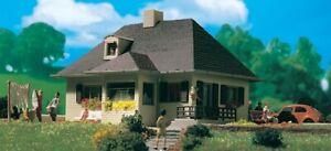 HO Scale Buildings - 43719 - HO Single family house