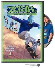 Zolar DVD - Alien Kids Skateboarding Extreme Sports Movie RARE  - REG 1