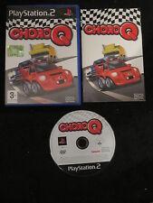 PS2 : CHOROQ - Completo ! Choro Q ! Tra racing e RPG ! Imperdibile!