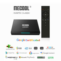 MECOOL KM9PRO CLASSIC Smart Android 9.0 TV Box UHD 4K Media Player Amlogic B2F0