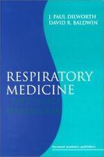 Respiratory Medicine (Specialist Handbook) - New Book Baldwin, David R., Dilwort