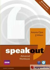 Speakout Advanced Workbook without Key and Audio CD Pack. NUEVO. ENVÍO URGENTE