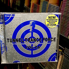 2CD TUNNEL TRANCE FORCE VOL. 24
