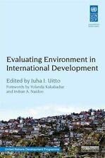 Evaluating Environment in International Development by