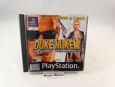 DUKE NUKEM LAND OF BABES PLAYSTATION 1 2 3 ONE PS1 PS2 PS3 PAL ITALIANO COMPLETO
