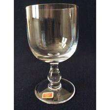 Bayel Verre à eau 13,3 cm  Cristal modèle Mouzon N° 2 France