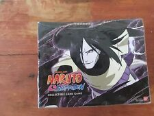 Naruto Shippuden Card Game Foretold Prophecy Booster Box 24 Packs