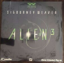 ALIEN 3 Laserdisc (5593-85, Widescreen, 1992) NEW