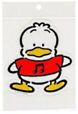 Sanrio Pekkle (Duck) 50th Anniversary Big Sticker