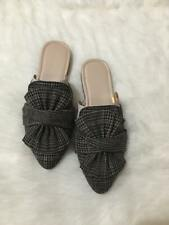 High Quality Mules Shoes Sandals Pointed Slip on (Marikina Made)