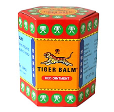 12 X Big Jar 30g FREEPOST Tiger Balm Red Pain Relief Arthritis Muscles Ointment