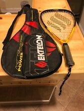 Ektelon Power Ring Pro Wall Beater Racquet With Tote Bag