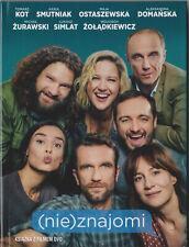 DVD - (NIE)ZNAJOMI - NIEZNAJOMI - NEW POLISH DVD - BOOKLET