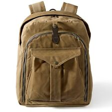 NEW WITH TAGS FILSON PHOTOGRAPHERS CAMERA BACKPACK TAN 70144 HARD TO FIND!