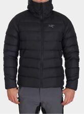 2018 ARCTERYX Thorium SV Hoody Jacket | Black Down XL | AR LT Cerium RRP £320