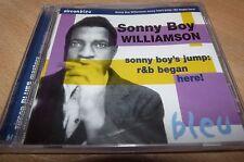 NEW STILL SEALED CD - SONNY BOY WILLIAMSON - JUMP - BLUES CD