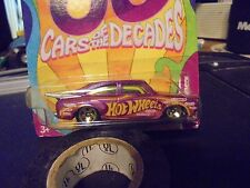 HOT WHEELS / HW  FASTBACK  vw  cars  of   DECADEs  /  mags /  60's   STYLE..!!