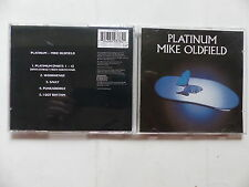CD Album MIKE OLDFIELD Platinum 7243 8 49376 2 1