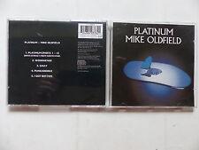 CD Album MIKE OLDFIELD Platinum 7243 8 49376 2 1