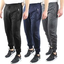 Pantalone Tuta Uomo Felpato Invernale Pantatuta Comodo Basic Elastico alle Cavig